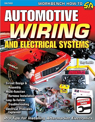 Automotive Wiring and Electrical Systems By Candela, Tony